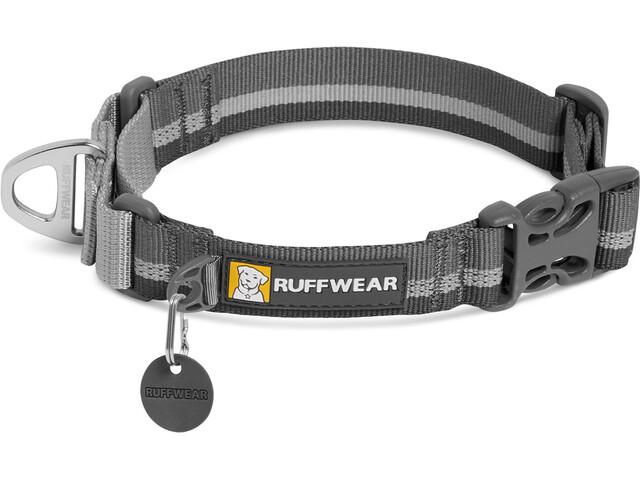 Ruffwear Web Reaction Cuello, gris